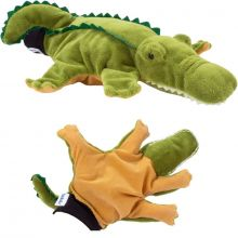Handdocka - Krokodil