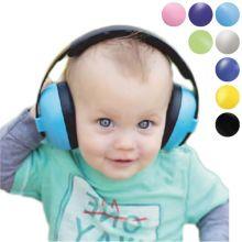 Hörselskydd 0-2 år - Enfärgade