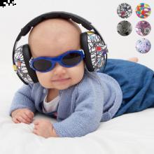 Hörselskydd 0-2 år - Mönstrad