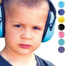 Hörselskydd 2-10 år - Enfärgade