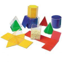 Hands-on geometri, 16 delar