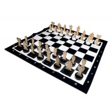 Trädgårdsspel - Schack