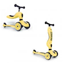 Sparkcykel/Springcykel - Highwaykick 1, Lemon