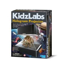 Hologram-projektor