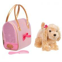Hund i väska - Cocker Spaniel