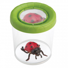 Insektsglas - Jumbo, diameter 12 cm.