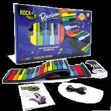 Instrumentmatta - Piano, Regnbåge