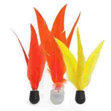 Jazzminton tillbehör - Extra birdies, 3 stk.