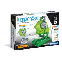 JumpingBot - Hoppande Robot