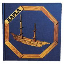 Kapla inspirationsbok - Blå (avancerat)