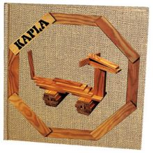 Kapla inspirationsbok - Beige (lätt)