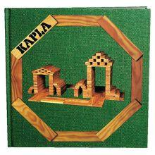 Kapla inspirationsbok - Grön (lätt)