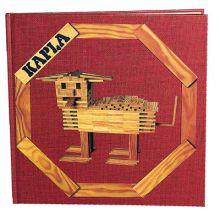 Kapla inspirationsbok - Röd (nybörjare)