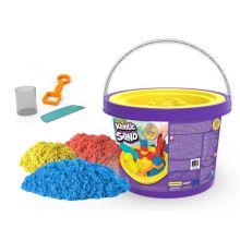 Kinetisk Sand i hink 2,7 kg - Inkl. verktyg