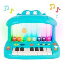 Piano - Flodhäst med ljud och ljus