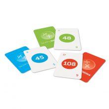 Kortspel - Lär gånger och delat