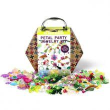 Krea-väska - Blommor & Smycken, 850 delar