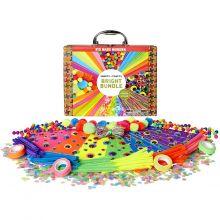 Krea-väska - Pangfärger, 350 delar