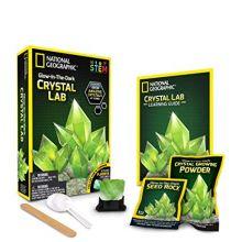 Kristallodling - Självlysande, grön