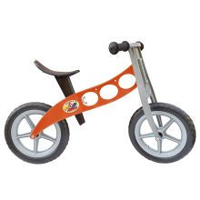 Sparkcykel – Institutionskvalitet (3-6 år), orange