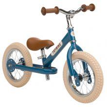 Springcykel - Trybike med två hjul, Blå