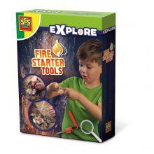 Lär dig göra upp eld