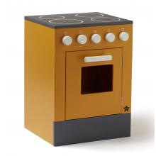 Leksakskök - Spis och ugn, BISTRO, gul