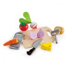 Leksaksmat - Grundläggande redskap och livsmedel