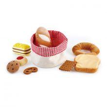 Leksaksmat i plysch - Bröd