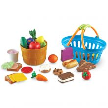 Leksaksmat - Fin varukorg för de små
