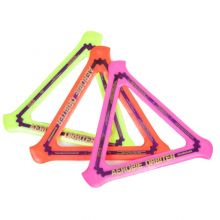 Boomerang, trekantiga - 28 cm