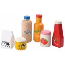 Leksaksmat - Mat- och dryckesset