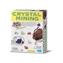 Kristallutgrävning