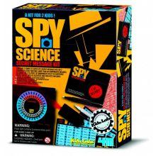 Spionset - Skapa hemliga meddelanden