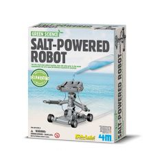 Green Science - Saltdriven robot