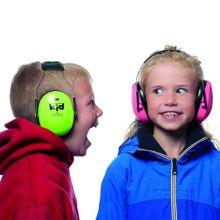 Hörselskydd 3M för barn och bebisar