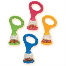 Baby Maracas - Klockformad