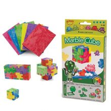 Happy Cube Marble 6-pack