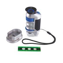Mikroskop - Handhållet