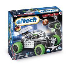Metallbyggset - Racer m. motor fjärrstyrd 2,4 GHz