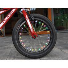 Tillbehör springcykel - reflexkulor till hjul