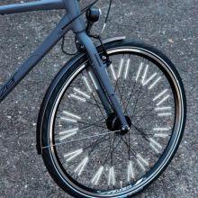 Tillbehör springcykel - Reflexpinne till hjul
