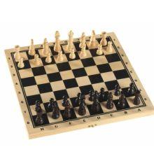 Schack i trä
