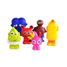 Babblarna språkträning - Plastfigurer