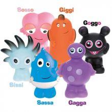 Babblarna språkträning - Plastfigurer (GS-mix)