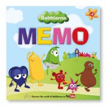 Babblarna språkträning - Memory
