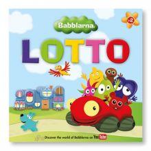 Babblarna språkträning - Lotto
