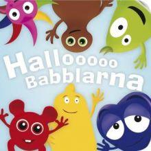 Babblarna språkträning Kartongbok - Hallooooo