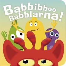 Babblarna språkträning Kartongbok - Babbibboo