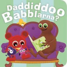 Babblarna språkträning Kartongbok - Daddiddoo